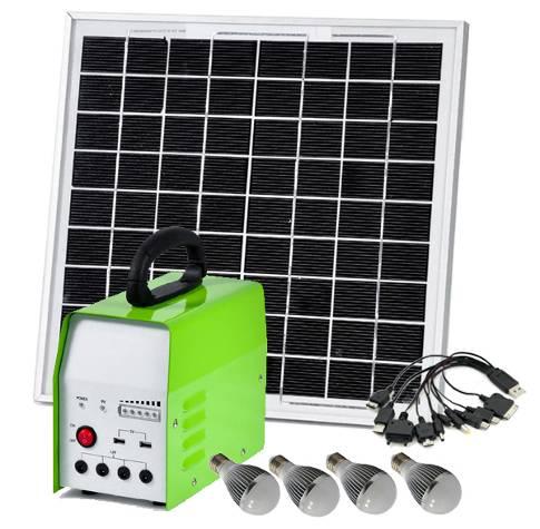 Điện năng lượng Pin mặt trời AC YOCASOL YCS-DC20W