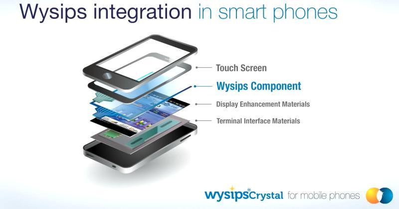 Smartphone sạc pin bằng năng lượng mặt trời