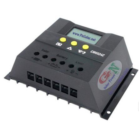 Bộ điều khiển sạc Pin năng lượng mặt trời