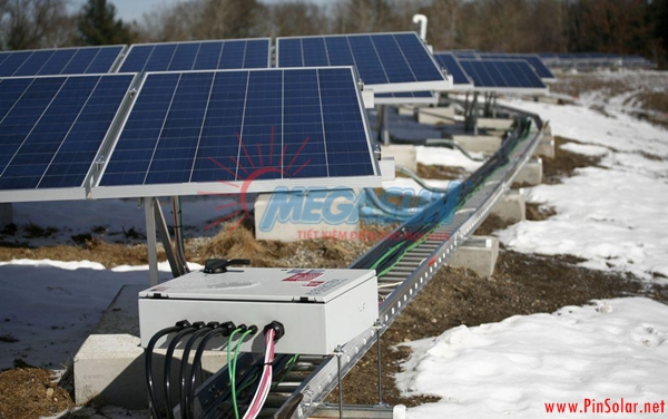 """Tiết kiệm chi phí năng lượng với """"Vườn Mặt trời"""""""