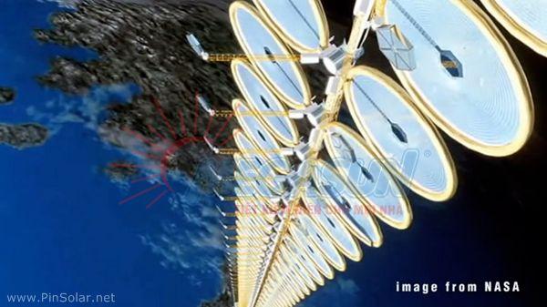 Truyền tải điện mặt trời năng bằng công nghệ không dây