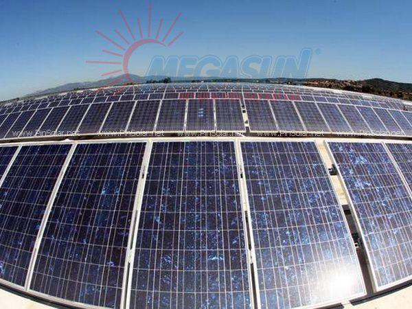 Italy là hình mẫu trong việc sản xuất năng lượng mặt trời