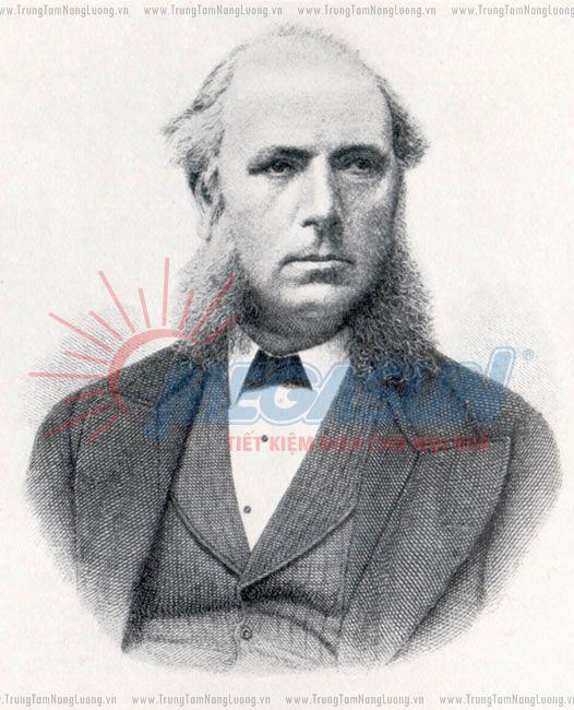 Kỹ sư người Anh Willoughby Smith (1828-1891), người đầu tiên phát hiện ra hiện tượng quang điện