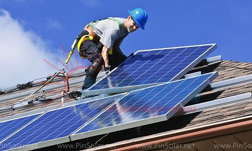 Xu hướng mới: Điện mặt trời nổi trên nước