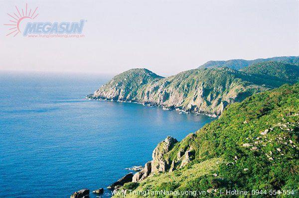 Phía Bắc vịnh Vân Phong được cho là khu vực thích hợp để thực hiện dự án máy phát điện bằng dòng hải lưu một chiều
