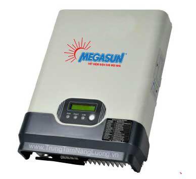 Bộ Inverter ( bộ chuyển đổi điện) hòa lưới điện