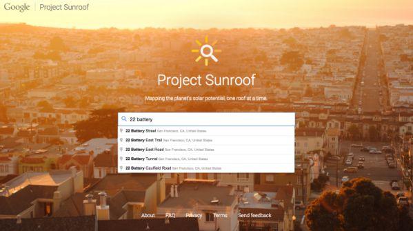 Google muốn biến mái nhà của bạn thành nhà máy năng lượng Mặt Trời