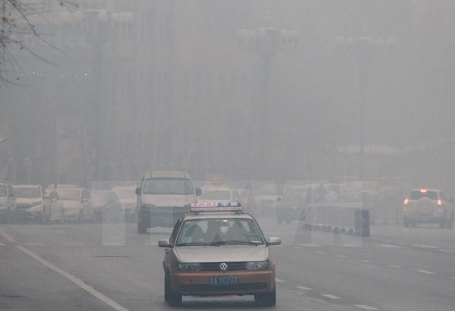 Các cơ quan Chính phủ Mỹ công bố kế hoạch giảm lượng khí thải
