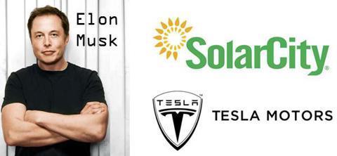 Tesla bỏ 2,6 tỉ USD mua lại công ty năng lượng mặt trời SolarCity