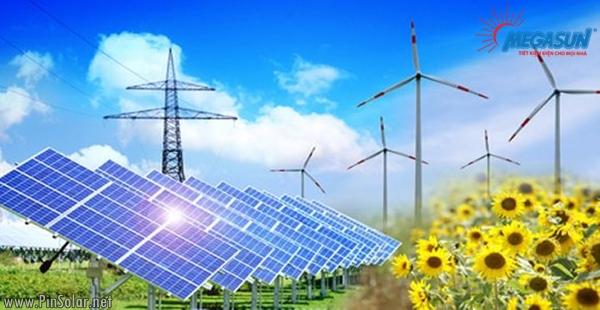 Năng lượng tái tạo tại Việt Nam