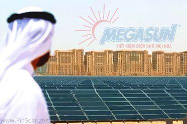 Saudi Arabia và Năng Lượng Mặt Trời