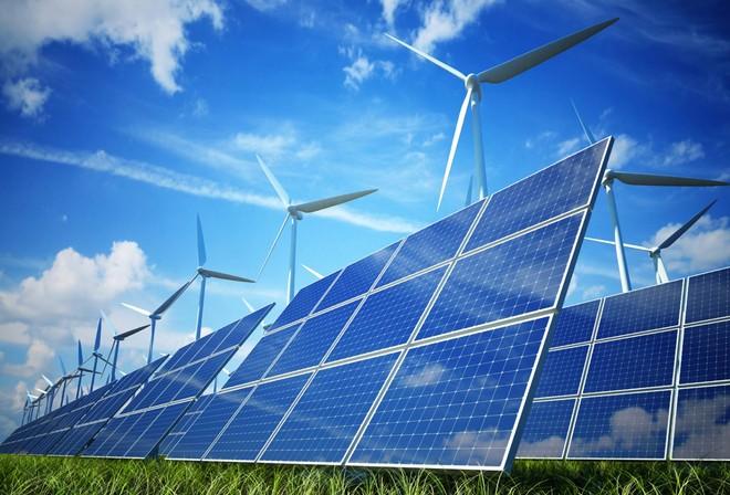 Xây dựng chiến lược về phát triển năng lượng tái tạo