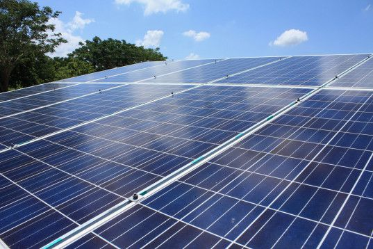 Công nghiệp pin mặt trời trên cơ sở silic tinh thể