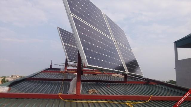 Quán game sử dụng pin năng lượng mặt trời đầu tiên tại Việt Nam
