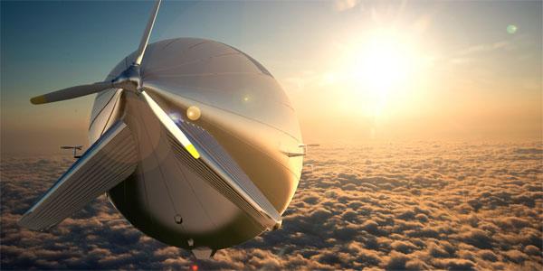 Chiếc khinh khí cầu lớn nhất Trung Quốc hoạt động bằng năng lượng Mặt Trời vừa mới trải qua giai đoạn bay thử trực tiếp trên khu vực cận vũ trụ của bầu khí quyển.