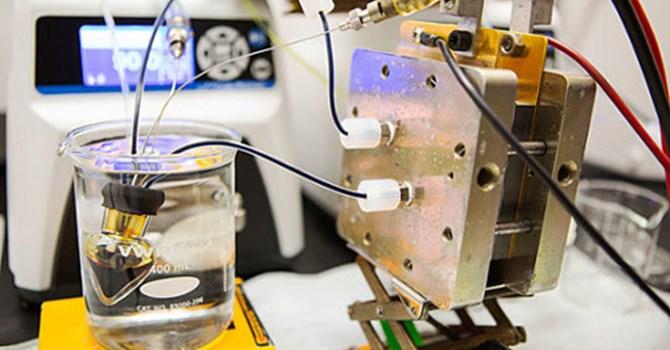Pin thông minh giúp lưu trữ năng lượng xanh