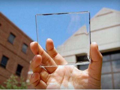 Cuộc đua chế tạo pin Mặt Trời trong suốt có thể gắn vào cửa sổ